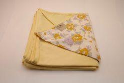 Wrap Sling Amarelo Estampa Floral