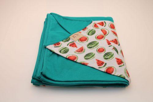 Wrap Sling Verde Estampa Melancia
