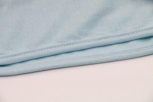 Barra Reforçada Wrap Sling Azul Claro
