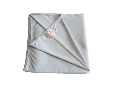 Wrap Sling Cinza Liso Básico