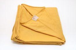 Wrap Sling Amarelo Mostarda Liso Basico