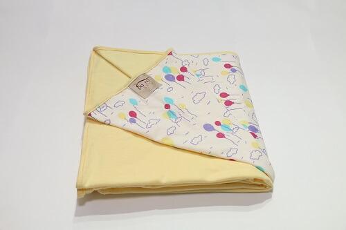 Wrap Sling Amarelo de Bexigas