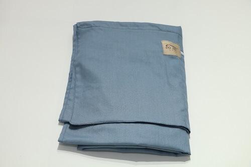 Sling de Argolas Azul Jeans Liso