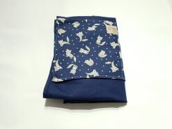 Sling Argolas Azul Marinho Raposas