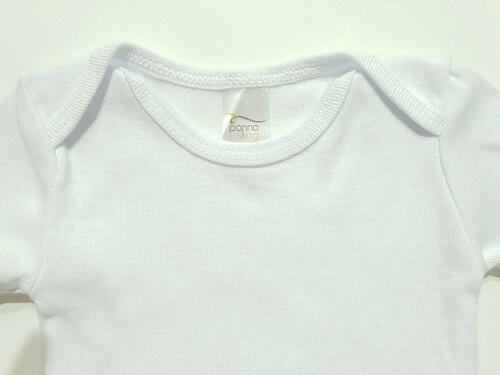 Body de bebê branco