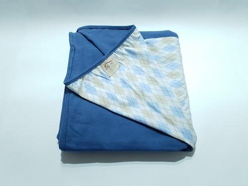 Wrap Sling Azul Jeans de Losangos