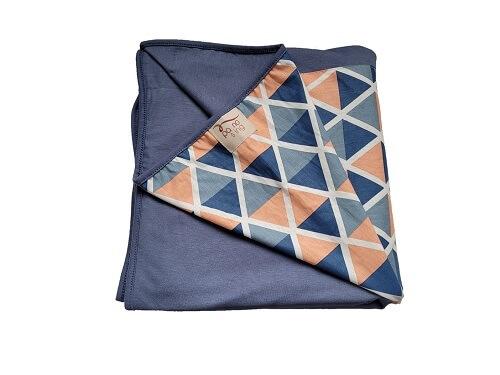 Wrap Sling Azul Jeans de Triângulos