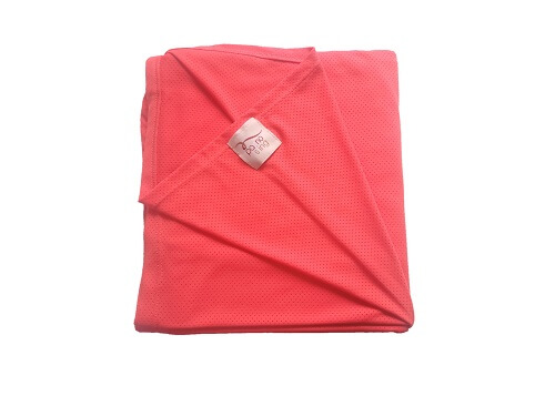 Wrap Sling Dry Fit Coral - Sun Protection